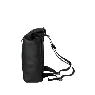 Brooks Pickwick Canvas  Backpack Small - total black