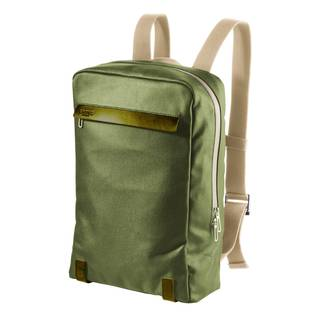 Brooks Pickzip Canvas Backpack - hay green/olive