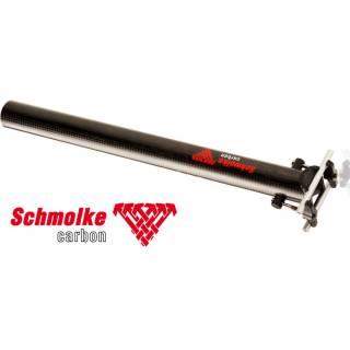 Schmolke Carbon TLO Sattelstütze 31,6mm 400mm