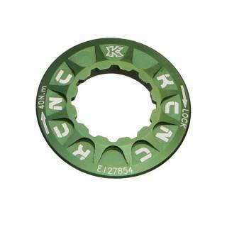 KCNC Centerlock Verschlussring Lockring grün