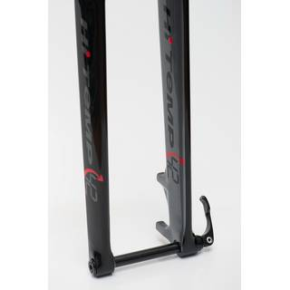 HiTeMP42 Picket 650B QR15 27,5er Carbon MTB Starrgabel/Rigid Fork Tapered Black-grey