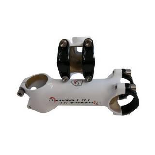 HiTeMP42 Vorbau MTB mit Titanschrauben Bridge XC 31,8mm
