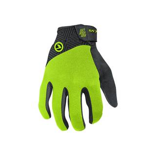 Handschuhe Hypno, langfinger, lime, XS
