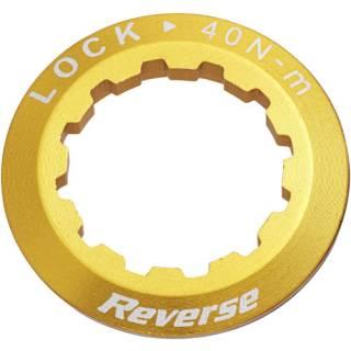 REVERSE Kassettensicherungsring 8-11-fach Naben (Gold)