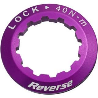 REVERSE Kassettensicherungsring 8-11-fach Naben (Lila)