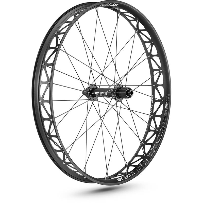 LAUFRAD HR DT BR 2250 CLASSIC FATBIKE 26  CL 12/197MM TA SHI