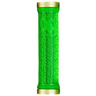 REVERSE Griff Stamp Lock On Ø30mm x 135mm (Grün/Apfelgrün)