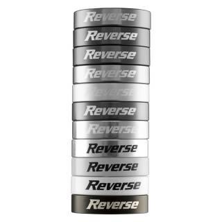 REVERSE Griff-Klemmring-Set Lock On (2 Stk./Schwarz)