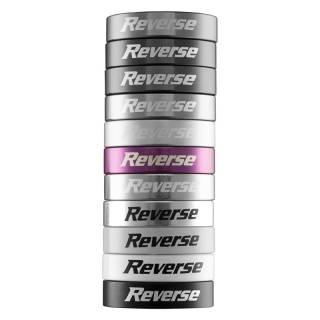 REVERSE Griff-Klemmring-Set Lock On (2 Stk./Lila)