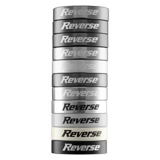 REVERSE Griff-Klemmring-Set Lock On (2 Stk./Weiß)