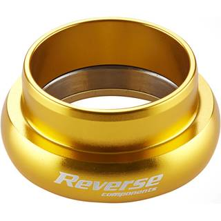 "REVERSE Steuersatz Twister Lower Cup 1 1/8"" (EC34|30) Gold (Ahead)"
