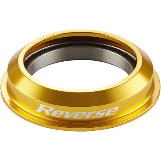 REVERSE Steuersatz Twister Lower Cup 1.5-11/8 (ZS56|30+40) Gold