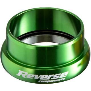 "REVERSE Steuersatz Twister Lower Cup 1.5"" (EC49|30+40) Hellgrün (Ahead)"