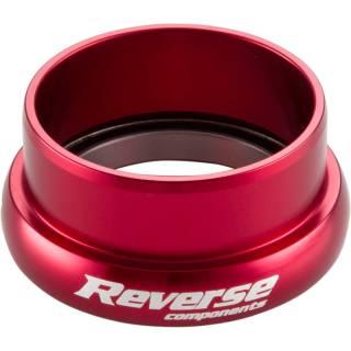 "REVERSE Steuersatz Twister Lower Cup 1.5"" (EC49|30+40) Rot (Ahead)"