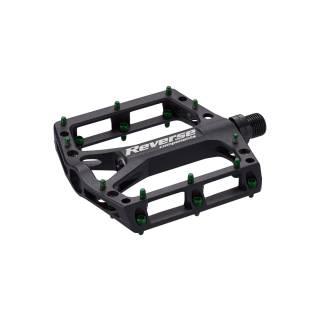 REVERSE Pedal Black ONE (Schwarz/Grün)