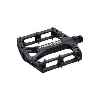 REVERSE Pedal Black ONE (Schwarz/Hellgrün)