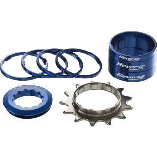 REVERSE Single Speed Kit 13T (Blau)
