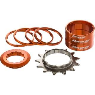 REVERSE Single Speed Kit 13T (Orange)