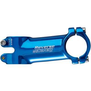 REVERSE Vorbau XC 6° 80mm Ø31,8mm (Blau)