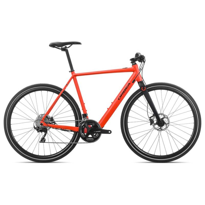 Orbea Gain F20 L Black 2020 E-Bike Urban