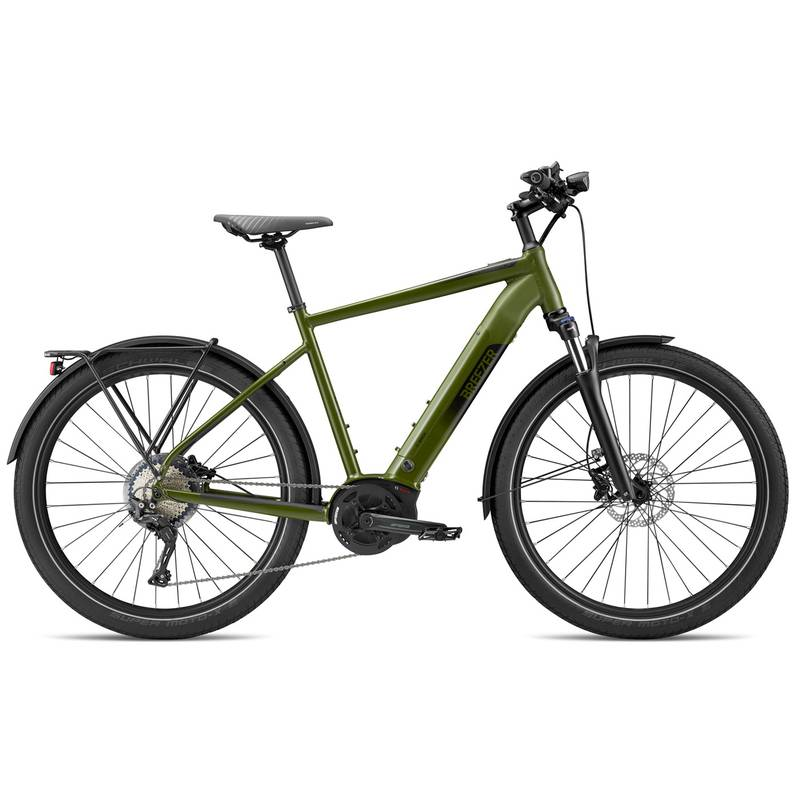 Breezer Powerwolf Evo SM + 2020 Deep Green/ Black 48cm