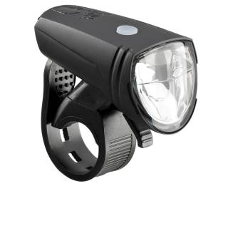 Axa Frontleuchte Greenline 25 Lux LED USB CB,