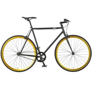 6KU Fixie und Single Speed Bike - Nebula 2 55cm