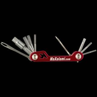 Maxalami Multitool K-13 Multifunktionswerkzeug, 13 Funktionen