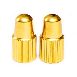 HiTeMP42 Ventilkappen Sclaverand 2er Set gold