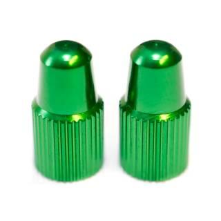 HiTeMP42 Ventilkappen Sclaverand 2er Set grün
