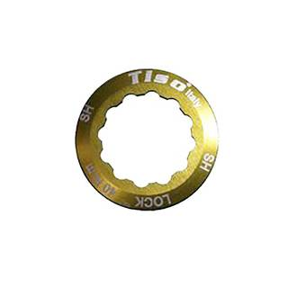 TISO Kassettenabschlussring Shimano SRAM 11T gold