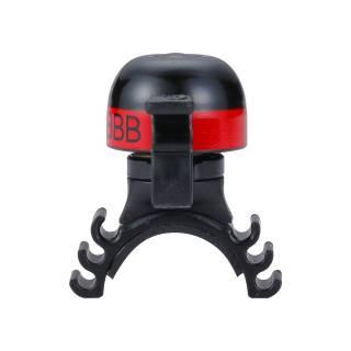 BBB Klingel minibell schwarz/rot